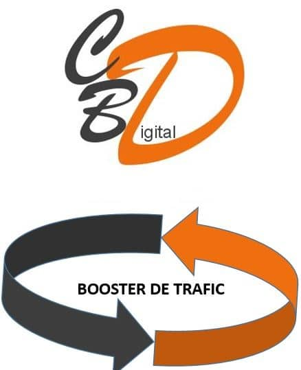 CBD digital booster de trafic